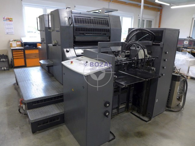Show details for Heidelberg PM 74-2