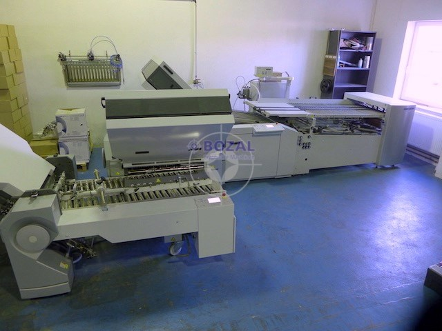 Show details for STAHLFOLDER TH 82 4/4/2