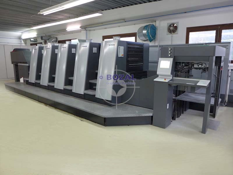 Show details for Heidelberg XL 75-5-C