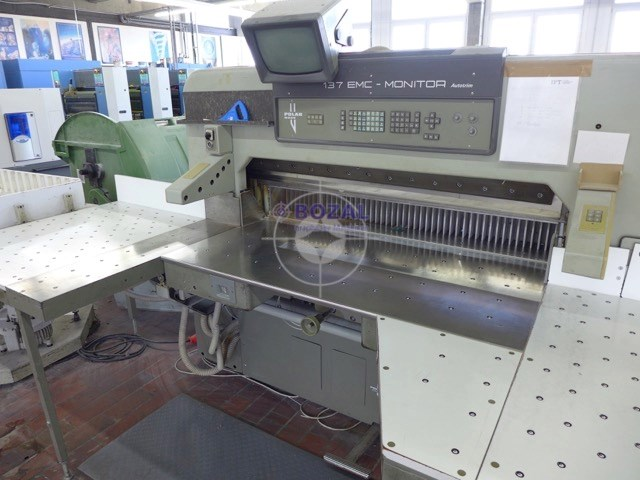 Polar 137 EMC-MON Autotrim