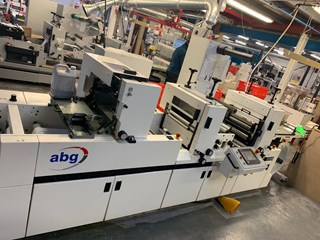 ABG International C330 Labels and Forms