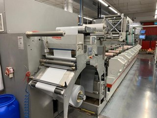 Bobst M4 Labels and Forms