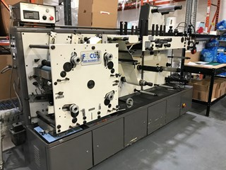 Focus F250 Label Press