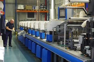 Gallus EM510 Servo Press