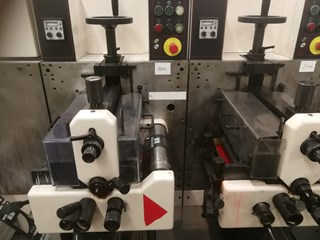 Nilpeter F2400 Full UV Press Labels and Forms