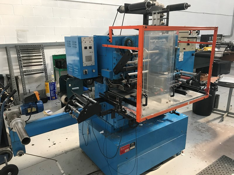 Show details for Aldo Berra 2E Hot Foil Stamping Press