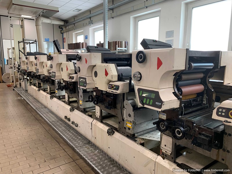 Show details for Nilpeter MO3300 with lots of enhancements