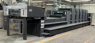 Heidelberg CD 102 5 +L Sheet Fed