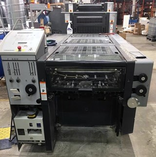 Heidelberg SM52-5 L  Sheet Fed