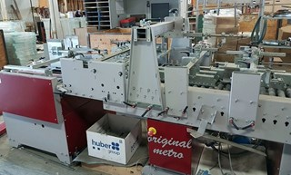 Folder gluer Petratto Metro Carton Gluers