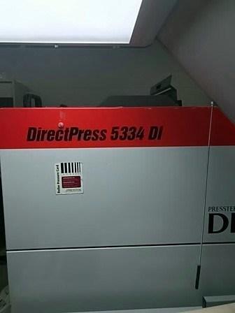 Kodak / Presstek DirectPress 5334DI