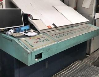 Planeta VL 77 单张纸胶印机