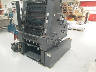 Heidelberg GTO 52 N&P Sheet Fed