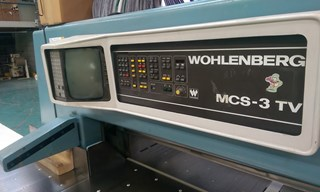 1989  Wohlenberg 155 MCS 2TV Guillotines/Cutters