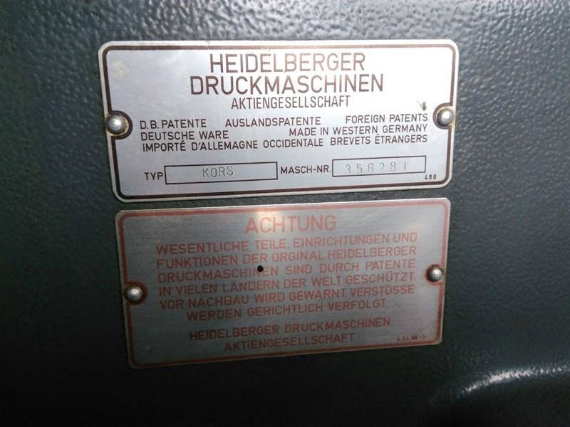 Heidelberg KORS