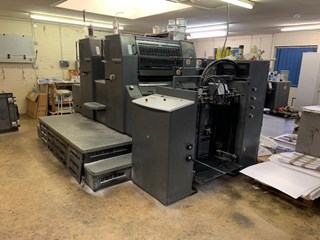 Heidelberg PM 74-2 Sheet Fed