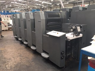 Heidelberg SM52-5-P  Sheet Fed