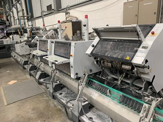 Heidelberg ST 450 Saddlestitchers
