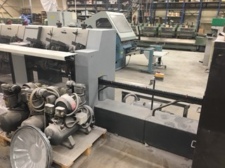 2002 Heidelberg ST100.2 Saddlestitchers