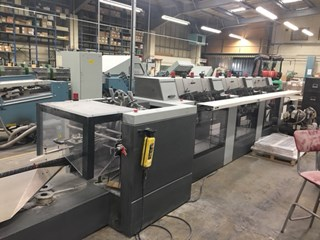 Heidelberg Stitchmaster ST100.2 Saddlestitchers
