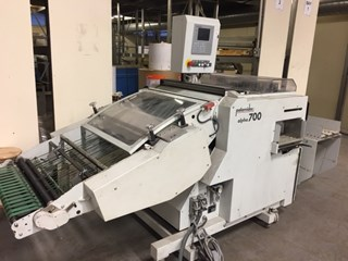 Palamides Alpha 700 Zusammentragmaschine - Sammel hefter