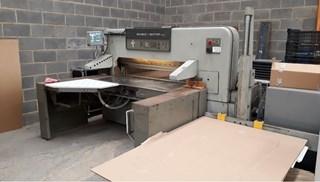 Polar 155 EMC MON Guillotines/Cutters