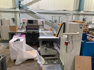 Polar 78 X Guillotines/Cutters