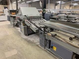 1996 Stahl KCU 78 4KTLL Folding machines