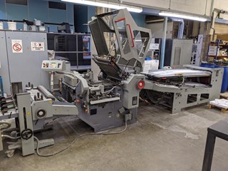 Stahl KD66/4-KTL-RD-T Folding Machines