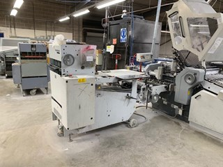 2004 Stahl KD78 6KTL Folding machines