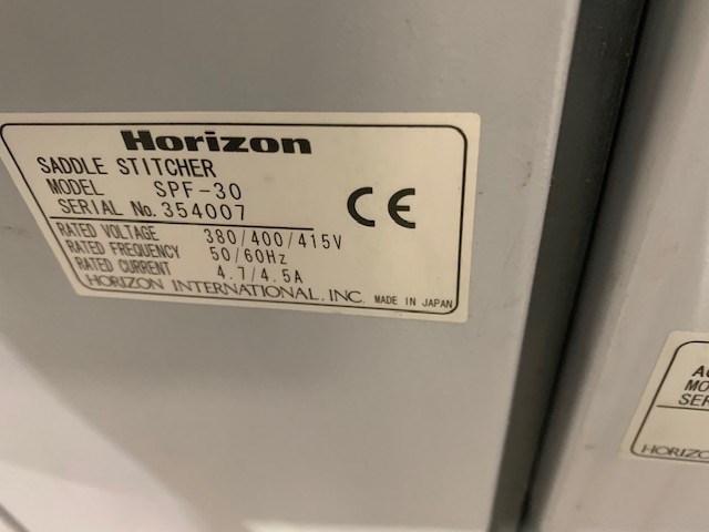 Horizon Stitchliner 5500