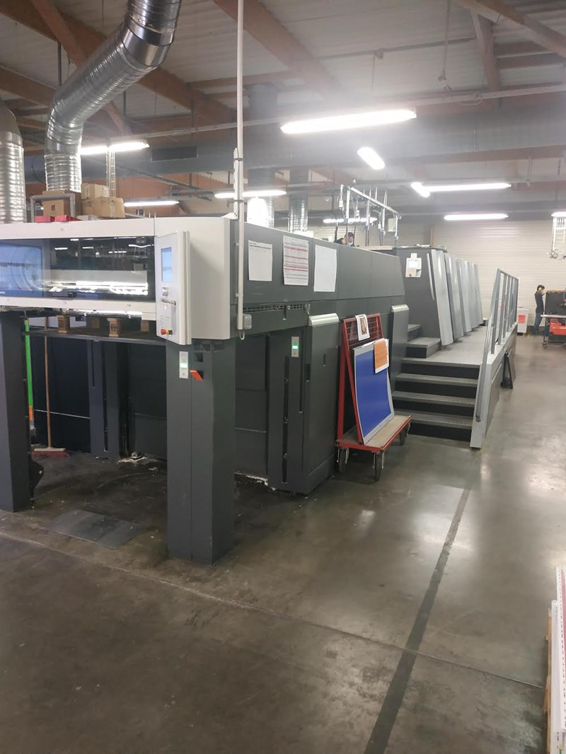 Show details for Heidelberg SM XL 106