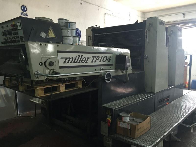 Show details for MILLER TP 104-2P 1986