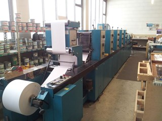 Edelmann Junior Print DR2450 Labels and Forms