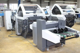 Heidelberg BUH-66/4-KL Folding Machines