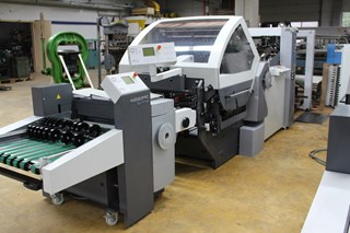 Heidelberg BUH-82/4-KL Folding Machines
