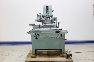 Hunkeler RE 320 Index Cutters