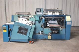Smyth / Freccia F150-L 209 Hard Cover Book Block Production / Sewing