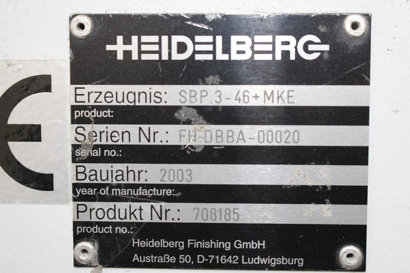 Stahl Heidelberg/ Ti 55/4 4 VFZ 52.D