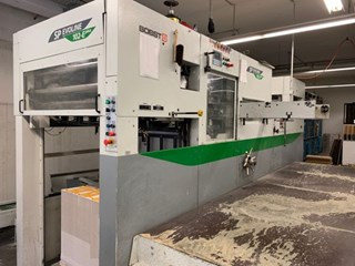 Bobst SP EVOLINE 102 E PLUS Die Cutters - Automatic and Handfed