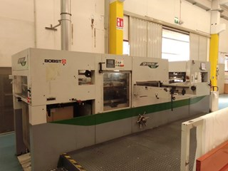 Bobst SP EVOLINE 102 E Die Cutters - Automatic and Handfed