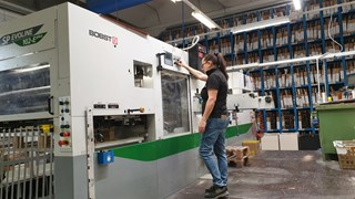 Bobst SP 102 E EVO PLUS Die Cutters - Automatic and Handfed