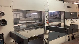 Bobst SP 142 ER Die Cutters - Automatic and Handfed