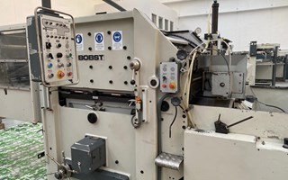 Bobst BOBST SPO 1575 EEG Die Cutters - Automatic and Handfed