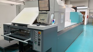 Fujifilm JET PRESS 720 S 4 Flatbed