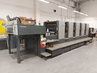 Heidelberg CD102 5 Sheet Fed