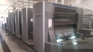 HEIDELBERG CD 102 5 + LX Sheet Fed