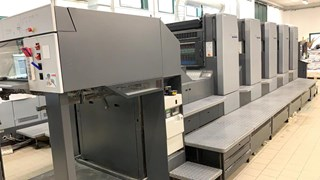HEIDELBERG CD 102 5 Sheet Fed