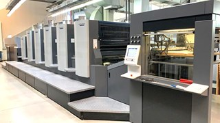 Heidelberg CX102 5 LX2 Sheet Fed