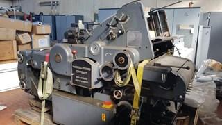 Heidelberg KORS 1 Gebrauchte Bogenoffsetmaschinen